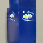 Dépoussiéreur mobile - MT-3000